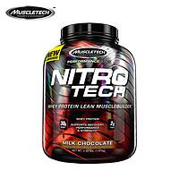 Muscletech/麦斯泰克 肌肉科技正氮蛋白粉健身增健肌粉 重4磅盈奥