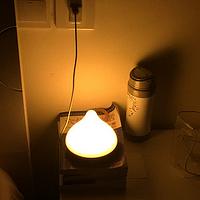 一只高颜值的小夜灯--风格派无线充电夜灯氛围灯