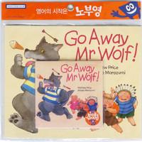 Go Away Mr Wolf! 翻翻书(附JY版CD)/3271
