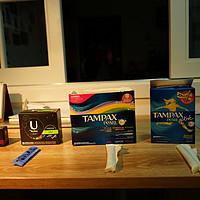 分享给每位女性:四种卫生棉条使用评测