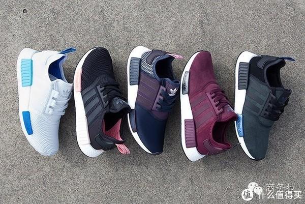 #本站首晒# 女生蓝白来袭!adidas Originals NMD 城市系列 圣保罗