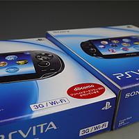 日淘 PlayStation Vita 1000型 3G/Wi-Fi版 掌上游戏机