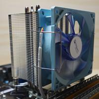 穷车富表Diao丝电脑 篇十三:大品牌的小散热——Prolimatech 采融 Basic48 CPU散热器