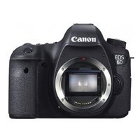 佳能(Canon) EOS 6D 单反机身(不含镜头) 官方套机