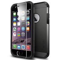 Spigen韩国 iPhone6手机壳保护壳 苹果6代盔甲保护套4.7 铠甲防摔