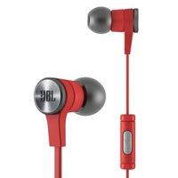 JBL E10 立体声入耳式耳机 红色 锤子手机标配