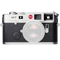 徕卡(leica) M7(0.72)莱卡相机 胶片相机 胶片旁轴相机 单机身 银色 官方标配
