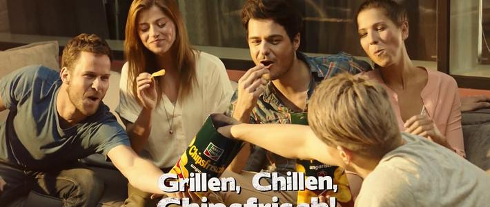 #本站首晒# 你们一定没有吃过的德国薯片 — Chipsfrisch系列