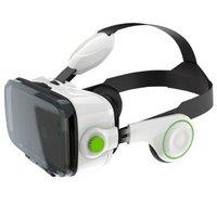 皓睿 3d智能vr眼镜暴风魔镜虚拟现实 幻镜Z4头戴式视频影音游戏手机耳麦头盔 小宅Z4标准版