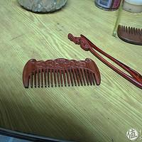 从零开始做木工 篇二:木梳子(顺便琢美4000简单开箱)