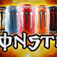 #品牌故事# 功能饮料中的魔兽 — Monster Energy