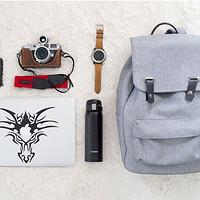 新年的信仰充值 篇六:Everlane The Twill Backpack 男士帆布双肩包晒单评测