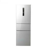 松下三门冰箱(Panasonic)NR-C32WPD1-S/P 316L无霜变频 全风冷 拉丝银色