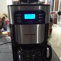 Morphy Richards 摩飞 MR1025 全自动磨豆咖啡机 开箱