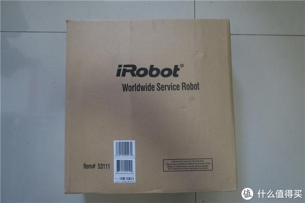 IROBOT531扫地机器人  包装