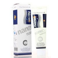 【全球购】包邮nano  纳米银牙膏180g  白色