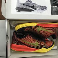 一双不会用来打球的篮球鞋 — NIKE 耐克 KOBE II  黑曼巴科比 简版2代 低帮男子篮球鞋
