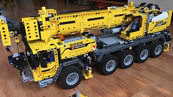 乐高 2013科技旗舰全遥控终极版LEGO 乐高  Ultimate 42009 起重机