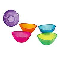 Munchkin, 宝宝碗,6个月以上适用,5只,每只12盎司