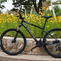 张大妈史上单次数量最多的众测品-迪卡侬 ROCKRIDER520 山地自行车&骑行套装众测