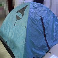 #宝贝计划# 以儿童节的名义剁手全家的福利:MOBI GARDEN 牧高笛 AIR系列 冷山3air 双层帐篷