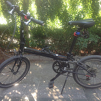 城市通勤党的单车之路 篇二:折叠车之 DAHON 大行 SP8