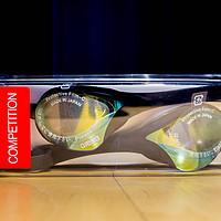 #本站首晒#Arena 阿瑞娜 Cobra Ultra 180M泳镜 开箱 及与Speedo对比分析(真人兽)