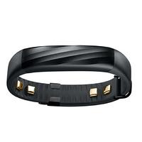 卓棒(Jawbone)UP3 蓝牙智能心率睡眠监测 运动健康手环 黑色