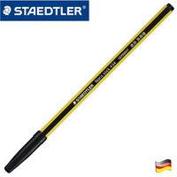 施德楼(Staedtler)经典圆珠笔 434F-9黑色单支