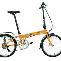 新车维修泪长流:DAHON 大行 KAC072 自行车 骑行异响故障排除