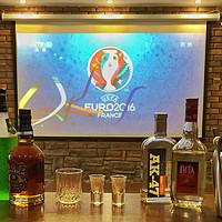#看爽欧洲杯# 激情畅饮,爽看欧洲杯--打造入门级KTV影音+家庭影院系统