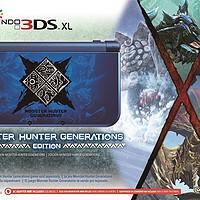#本站首晒# 《怪物猎人》限定款:Nintendo 任天堂 New 3DS LL 掌上游戏机 开箱