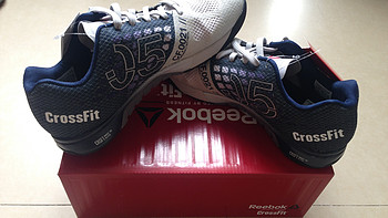 Reebok 锐步 CrossFit Nano 5.0 男士休闲运动鞋 使用体验