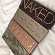 我的Urban Decay Naked眼影收藏系列 篇二:Urban Decay Naked 3和Urban Decay Naked Smoky 眼影试色以及分析