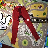 我的跑步装备 篇一:Under Armour 安德玛 Fitness Legging 强力伸缩紧身裤