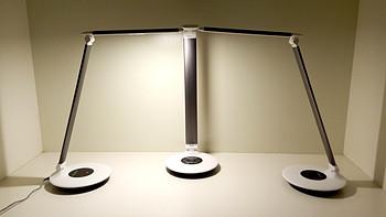 #本站首晒# 我的台灯选购:Panasonic 松下 HH-LT0611 LED台灯
