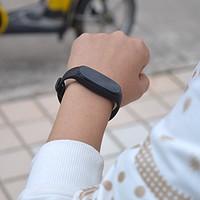 更运动更健康的 Bong 3HR 智能手环