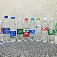 你可能喝了假水:10款低端瓶装水非专业评测