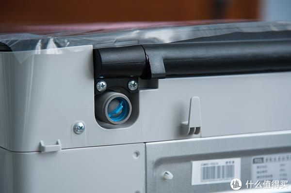 tcl xqm85-9003s 免污式 波轮洗衣机众测报告 --免污图片