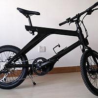 电动助力自行车一周体验:超悦 智能助力 电单车