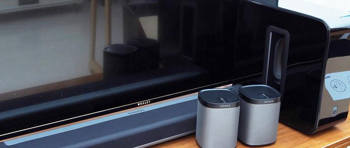 小资之选—— Sonos 家庭影院5.1(标准版)使用体验