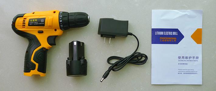 可能是最便宜的12V电动螺丝刀:戈麦斯 电动螺丝刀 开箱