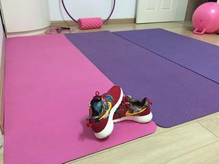 家里的第四块瑜伽垫——迪卡侬 Domyos/动悦适 瑜伽套装众测