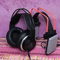 单衣碎碎念 篇三十六:#本站首晒#上古神器——AKG 爱科技 K340 静电动圈混合头戴式耳机