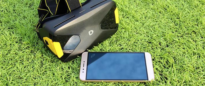 超多维全显手机SuperD D1+VR头盔,千元机娱乐新标杆!