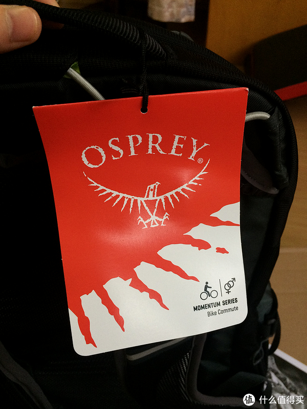 这个包要晒 — Osprey 小鹰 Momentum 动量  26升 旅行日用双肩背包