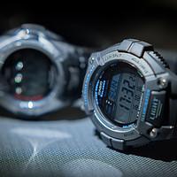 理工男的实用主义——Casio 卡西欧 W-S220-8AVCF男表&与G Shock的简单对比