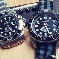 很帅的机械潜水表:ROLEX 劳力士 116610与SEIKO 精工 SBDX001