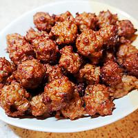 枫の私房 篇七十四:冬日火锅加点啥?做点香酥弹牙的牛肉丸子备着吧
