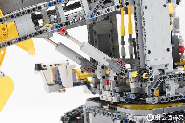 脑洞大开之lego 乐高 42055 斗轮挖掘机图片